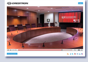 Video production for Crestron by Kreski Marketing